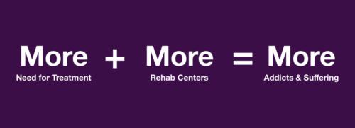 The formula for addiction treatment failure