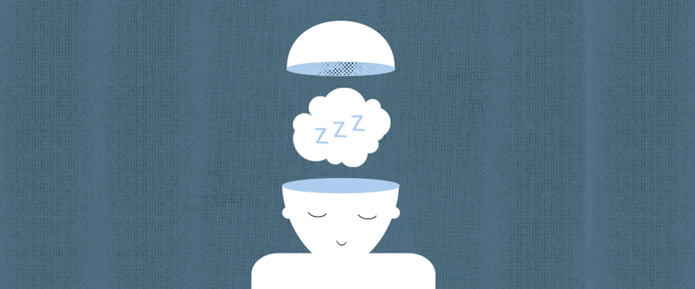 Meditation and Sleeping