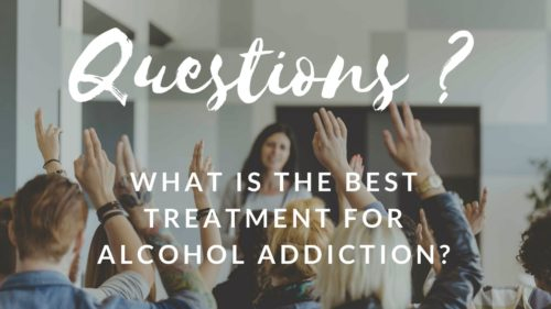 The Most Important Question for Alcohol Addiction